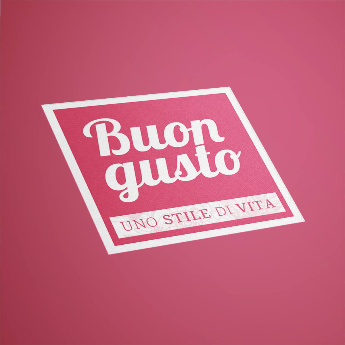 Decor - evento - Buongusto