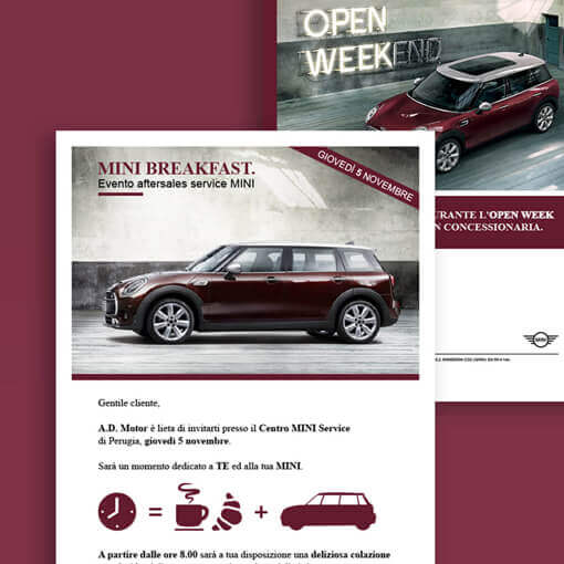 AD Motor - newsletter