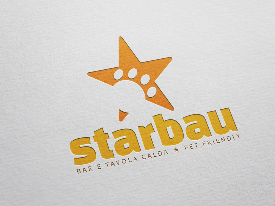 Green Hub Factory - logo e payoff Starbau